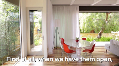 A Venice Home Opens Up to the World [Subtitled]