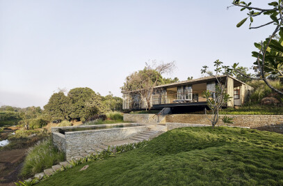 The Riparian House