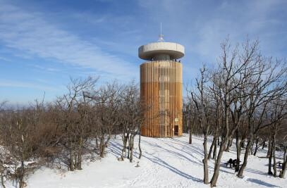 Boldog-ÖzsébLookout Tower