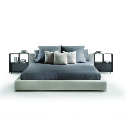 GROUNDPIECE BED