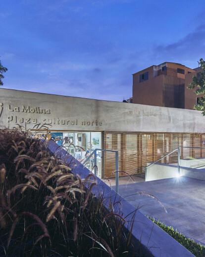 Cultural Center in La Molina