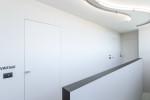 Fire Rated Door with Access Control, Integrated Door Closer and Door Seal