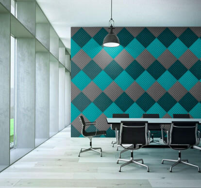 Organic Acoustic Panels