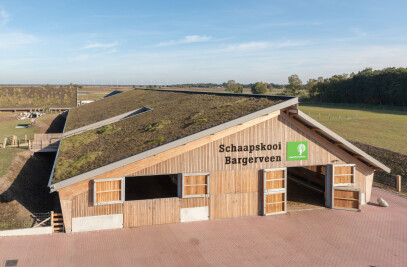 Sheepfold Bargerveen