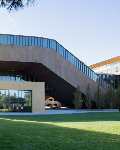 McMurtry Art and Art History Building