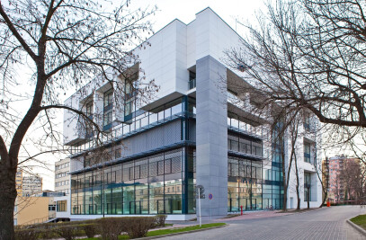 Eastern Innovation Centre of Architecture