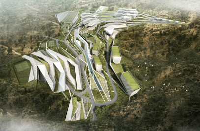 Izmir University of Economy_Masterplan