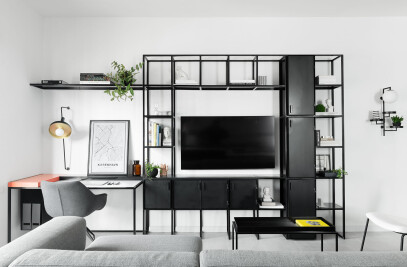 J3 - Apartment Design for a couple