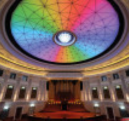 Light Color Ceiling