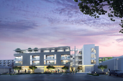Stanford Mixed-Use Housing