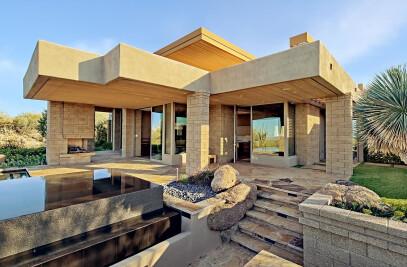 Tastefully Modern in Tucson