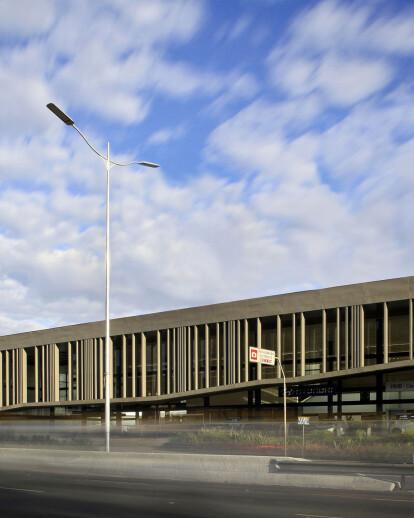 Airport Pavilion