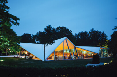 Serpentine Gallery Pavilion 2000