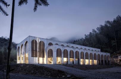 BingDingWood kiln