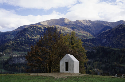 Oberrealta Chapel