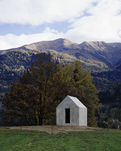 Oberrealta Chapel