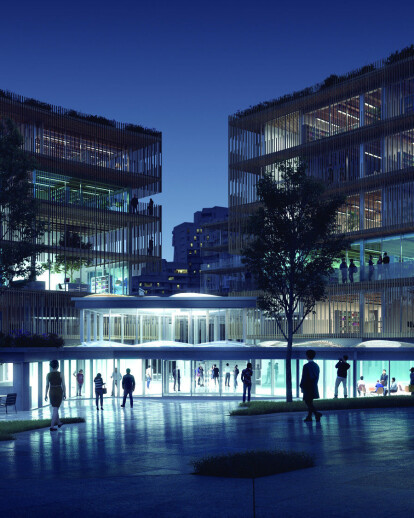 Ecole d'architecture de Nanterre