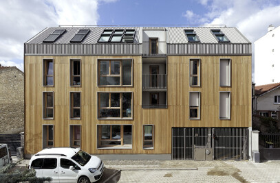 26 HOUSING IN MONTREUIL