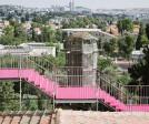 90 Degrees Installation for Jerusalem Design Week