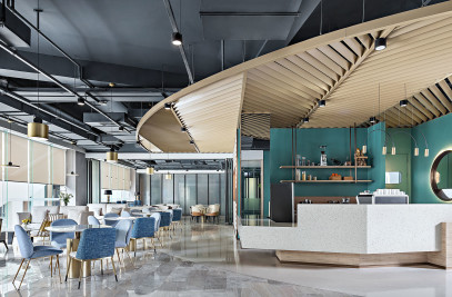 Yanlord Clubhouse Shenzhen