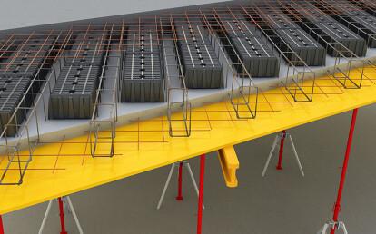 Airplast - construction detail render