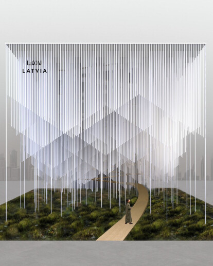 Latvian Pavilion