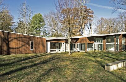 Marcel Breuer's Lauck House (1950)