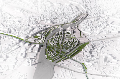 The Future of Brno_Masterplan