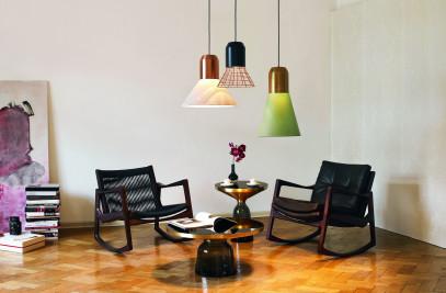Bell Light Pendant Lamp