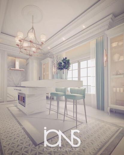 Luxury Design for Kitchen Interiors