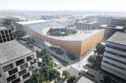 Danish architect designs co2-neutral museum