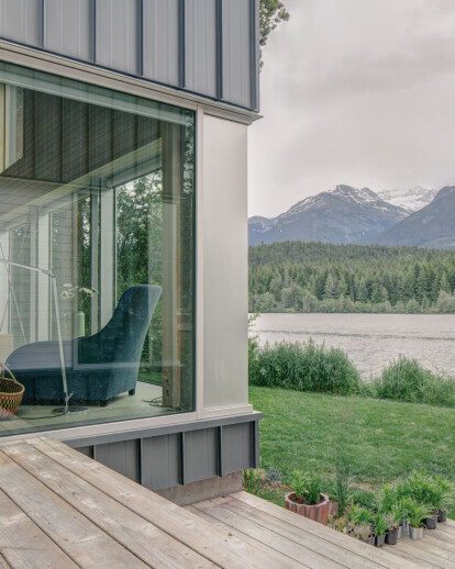 Green Lake House