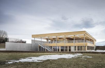 Office Building Vivid Planet