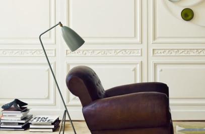 Gräshoppa Floor Lamp GM1