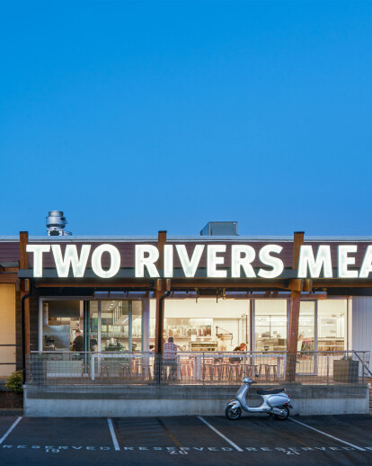 Two Rivers Meat
