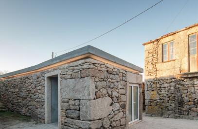 House of grandfather Martinho