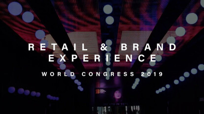 Retail & Brand Experience World Congress 2019 | Led Dream creando espacios interactivos y digitales