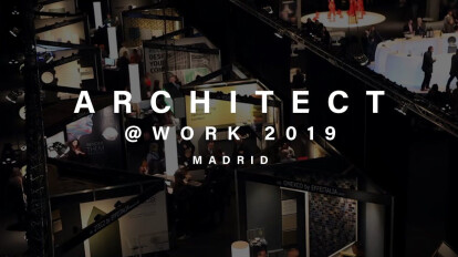 Architect @Work 2019 Madrid | inspirando espacios con Led Display & Digital Lighting