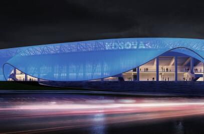 Kosovo National Football Stadium