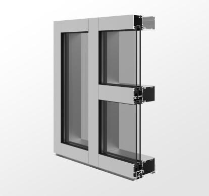YWW 45 TU Window Wall System