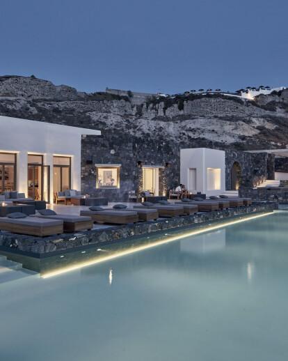 Canaves Oia Santorini