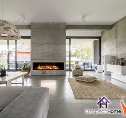 "E72  72"" Electric Fireplace"