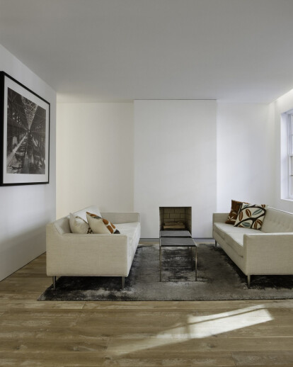 Town House Renovation in West Village