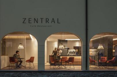ZENTRAL Cafè - Restaurant