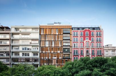 Edifício Lisbon Wood