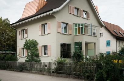 Transformation House in Brugg-Windisch