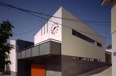 Serranillos del Valle Town Hall