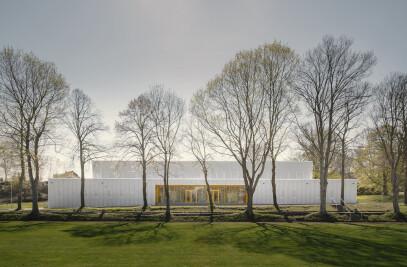 Neubau Zweifeldsporthalle Clara-Wieck-Gymnasium