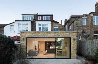 Victorian Semi House Extension