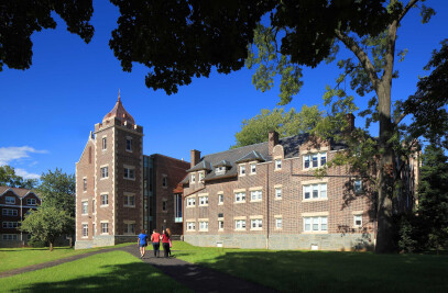 Muhlenberg College East Hall